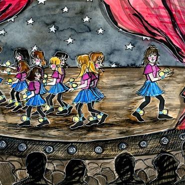 Le jour où j'ai su que je ne serais jamais danseuse étoile