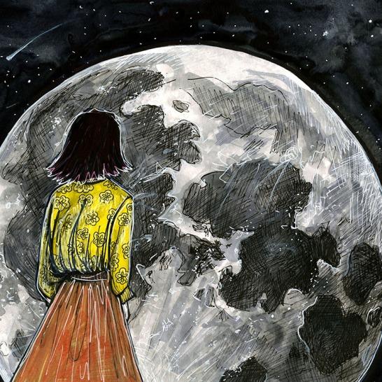 Les jours où je suis resté bien trop longtemps dans la lune
